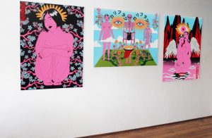 A review of my works after the Kromatic Art exhibition at the MADS Milano gallery